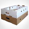 Гофролотки — удобная картонная упаковка
